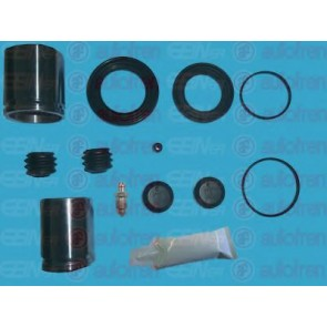 BRAKE CALIPER PISTON FIAT DUCATO 06> FRONT [+] RUBBER SEALS CITROEN JUMPER/PEUGEOT BOXER 06> [Ø 46 ]